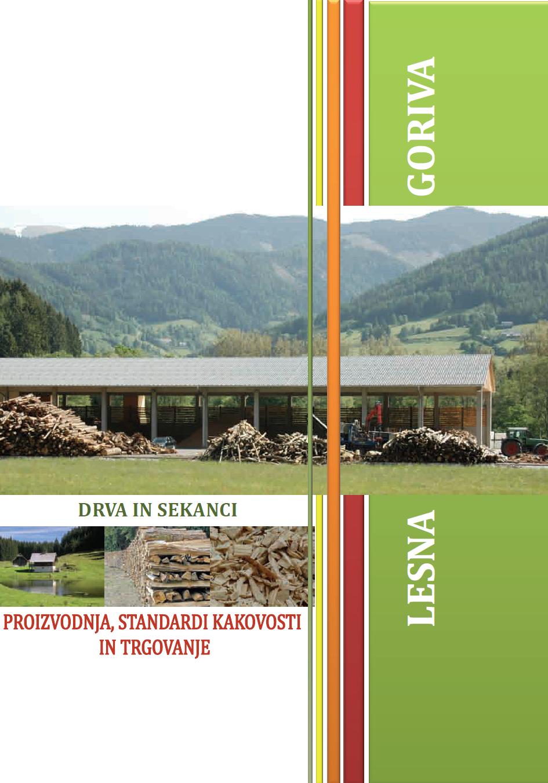 Priročnik o lesnih gorivih