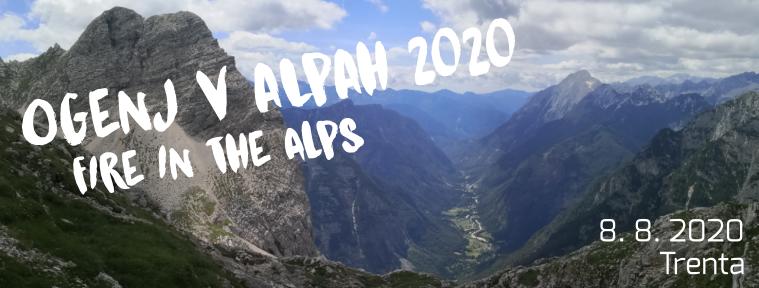 Ogenj v Alpah 2020