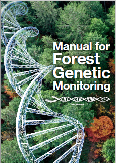 Manual for forest genetic monitoring